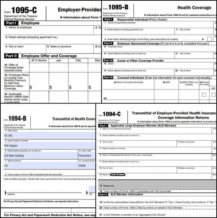 Irs Extends Deadline For Employers To Furnish Forms 1095 C And 1095